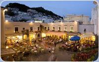 Capri e la sua Piazzetta